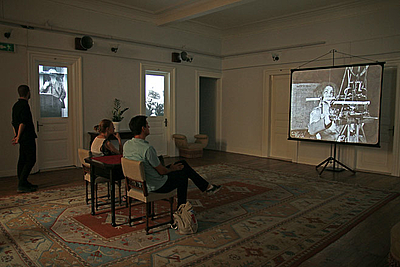 Hotel Splendid Palas: William Kentridge