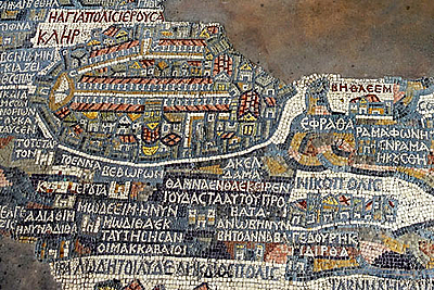 Madaba. City of Mosaics