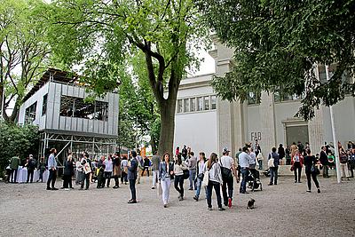 Pavilions: Giardini