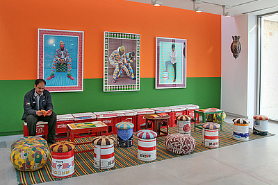 An Interview with Hassan Hajjaj