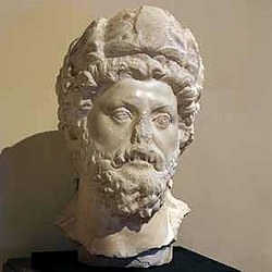 Head of Marcus Aurelius