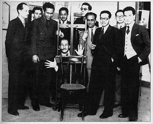 Art and Liberty Group, 1941