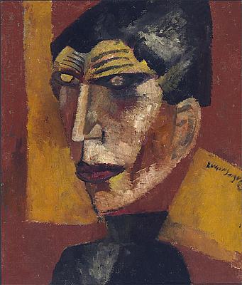Auto-retrato II