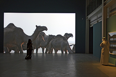 Wael Shawky: Horsemen Adore Perfumes and other stories
