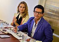 Ronald Zurcher & Maria de la Paz Alice