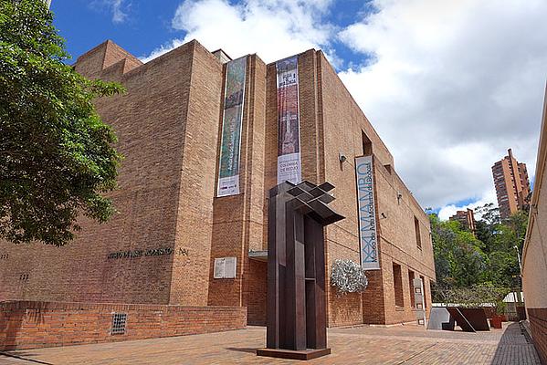 Museum Of Modern Art Bogota