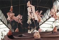 Tunga, documenta X, 1997, Kassel