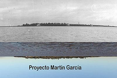 Martín García Projekt