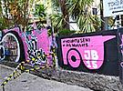 Jakarta Biennale graffiti