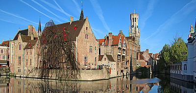 [Translate to DE:] Bruges: Rozenhoedkaai
