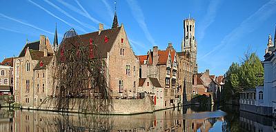 Bruges: Rozenhoedkaai