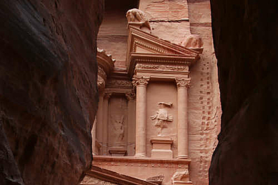 Geschichte von Petra