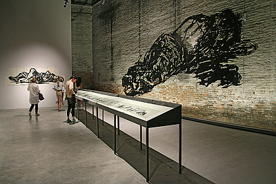 Tribute to Italy: William Kentridge