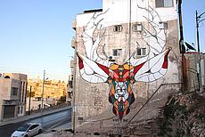 Mural del ciervo