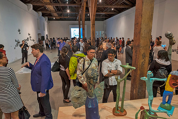 Opening at MADC, San José
