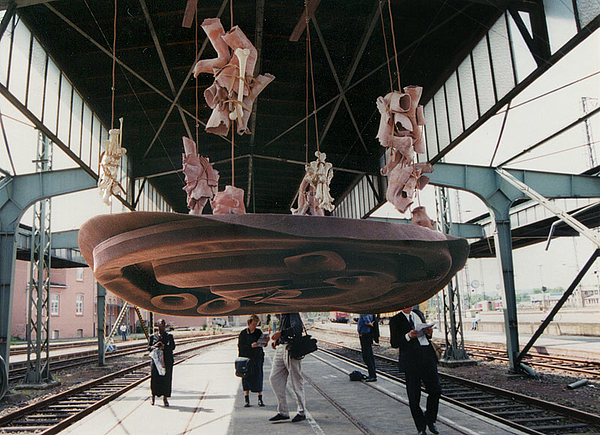 Tunga, documenta X, 1997, Kassel