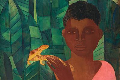 Lasar Segall: Essay über Farbe