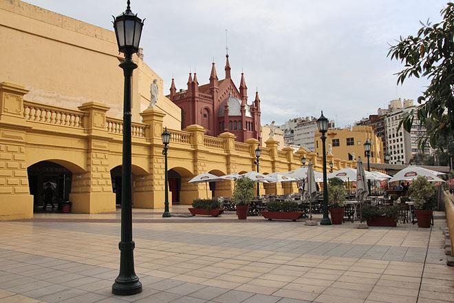 Terrazas de buenos aires design centro cultural recoleta for Ce design buenos aires