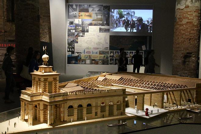 Tadao ando architect associates osaka jap n bienal de for Tadao ando venezia