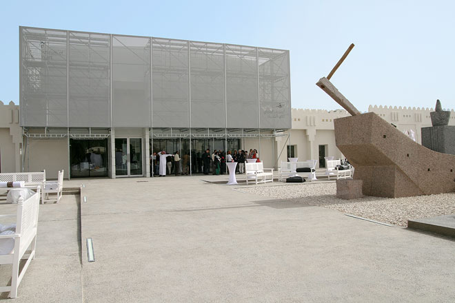 Doha s best art galleries and museums qatar s thriving art