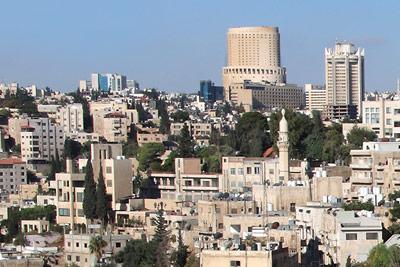 Amman: Kunst, Geschichte