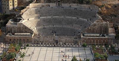 Roman Theatre - Ras Al Ain