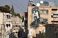 Wandbild von Yazan Halwani