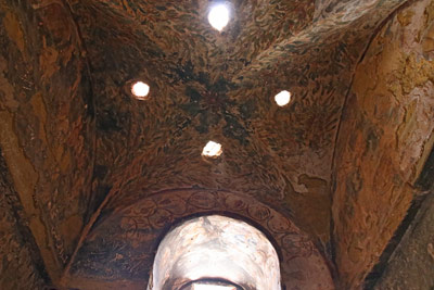 Tepidarium (warm chamber)