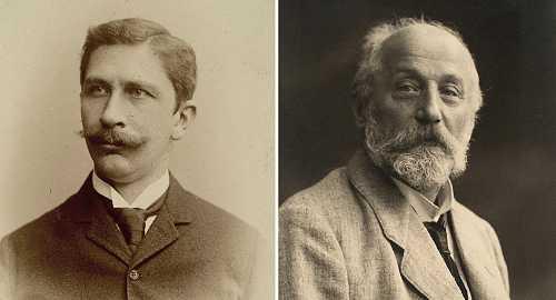 Brünnow and von Domaszewski