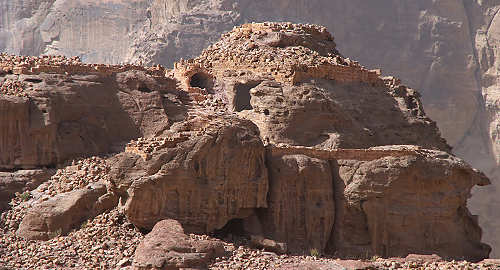 Castle on Jabal al-Habis