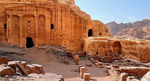 Soldier Tomb complex