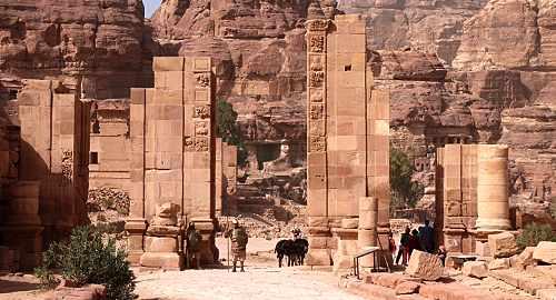 Temenos Gate