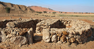 Archaeological sites in Sharjah