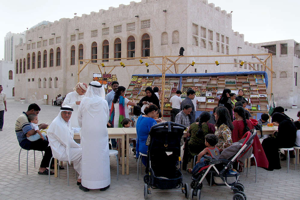 SB 2007 Tour: Sharjah Art Museum 2 and Arts Square