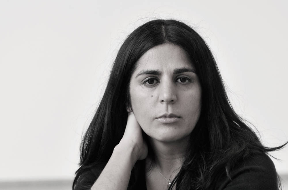 Zarina Bhimji. © Foto: Ralf Hoedt