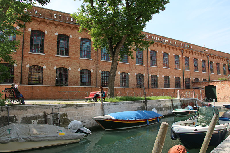 universit iuav di venezia sedi cotonificio tour san