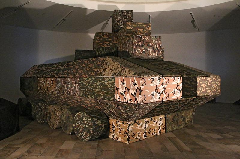 Andreas angelidakis documenta 14 in kassel 2017 for Documenta kassel 2017