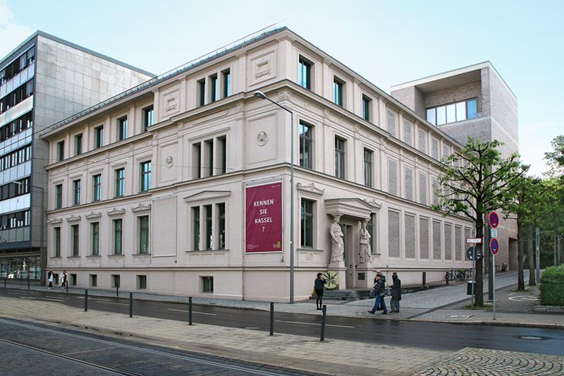 Stadtmuseum kassel documenta 14 in kassel 2017 for Documenta kassel 2017
