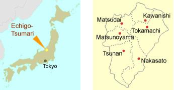 Echigo-Tsumari region