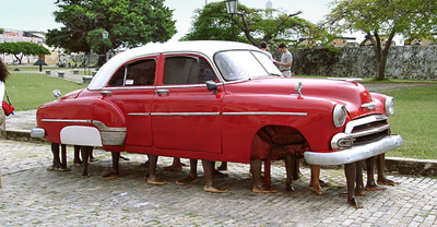 Havana Biennial 2003