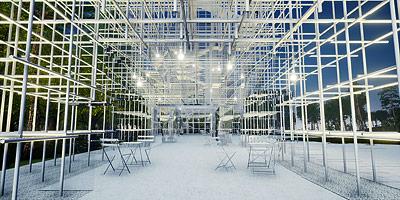 Envision Pavilion Interior