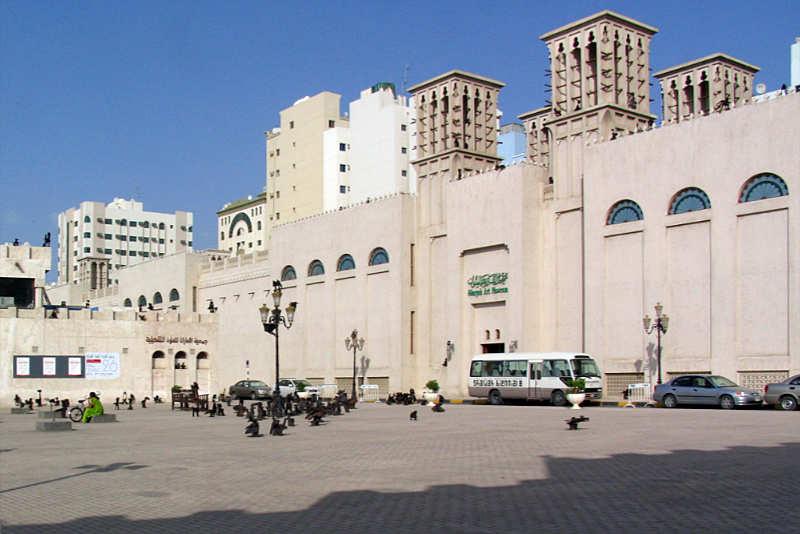 SB 2007 Tour: Sharjah Art Museum 1