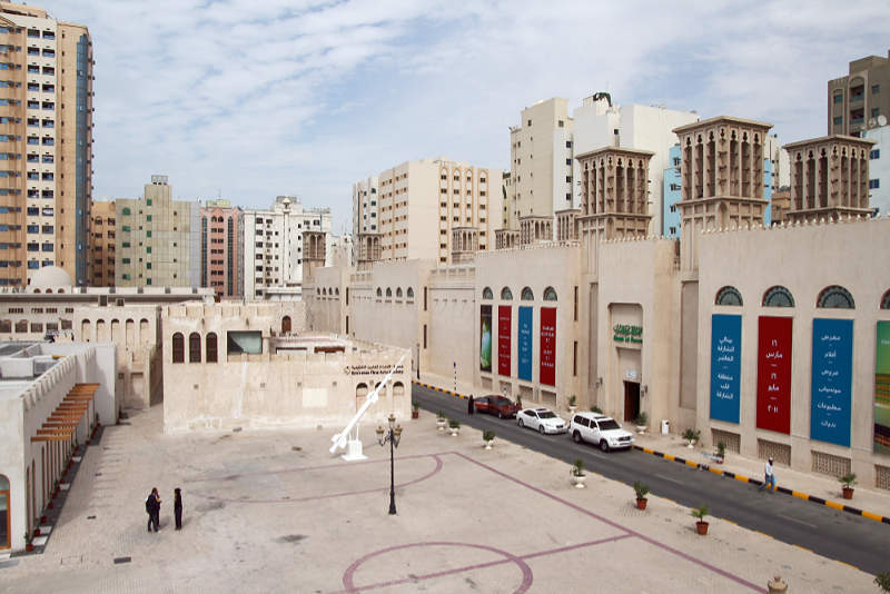 SB 2011 Tour: Sharjah Art Museum