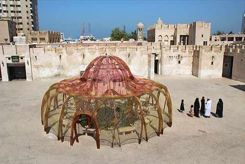 Plaza de Caligrafía y alrededores