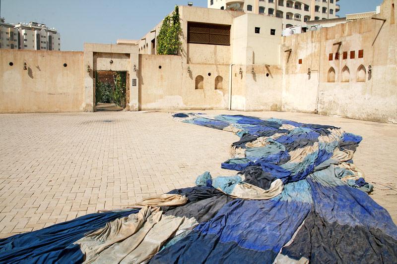 Espacios de arte en Plaza Al Mureijah 3