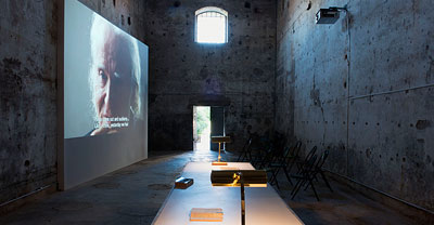 Dora García - Venice Biennale 2013