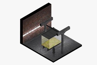Horizontal Vertigo - digitales Bild
