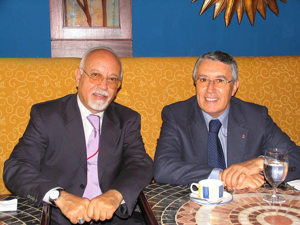 Mohammed Melehi, Mohammed Benaïssa