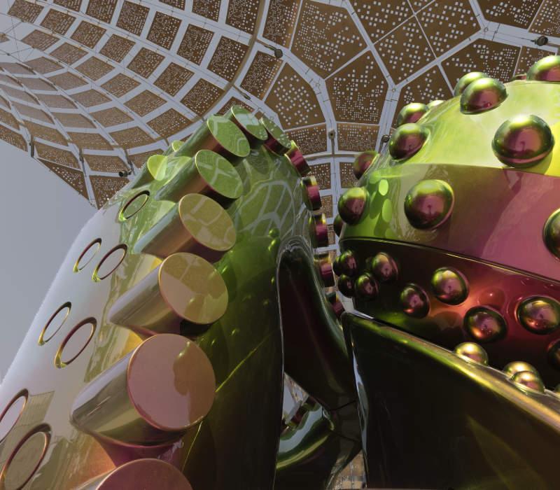 Expo 2020 Dubai Public Art Programme