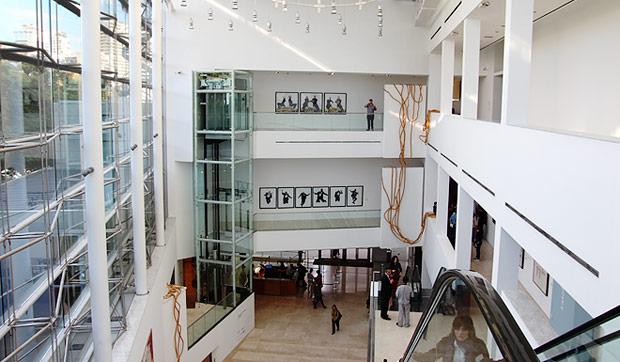 MALBA Foyer